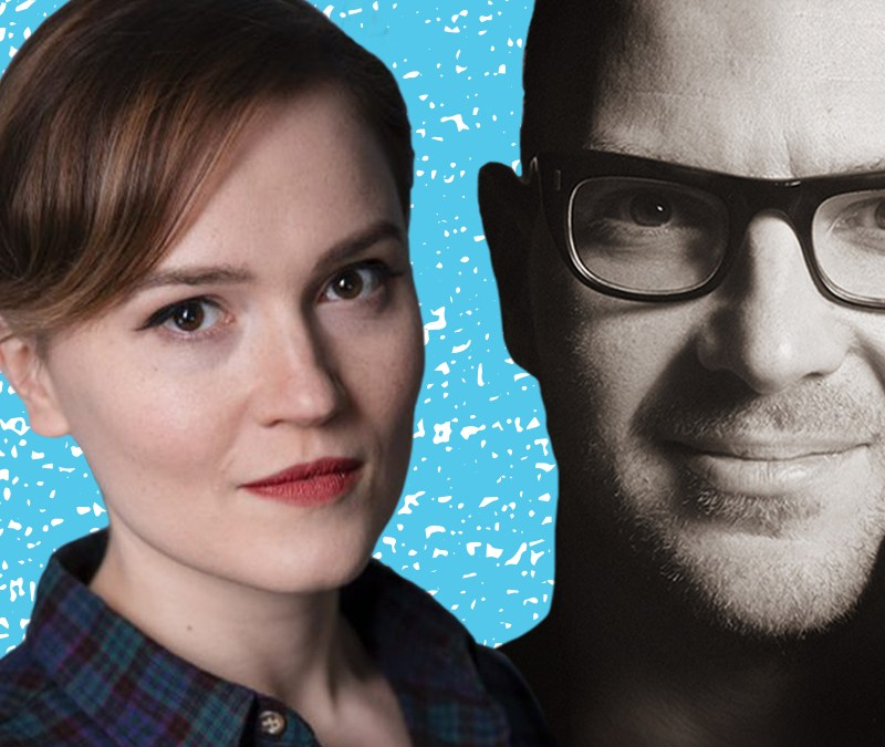 Extra! Extra! Dystopian Fiction Special, featuring Veronica Roth and Cory Doctorow