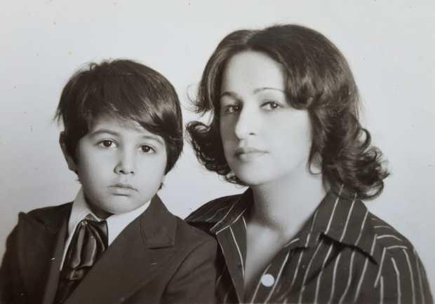 גיא ארש לויאן - זהות איראנית ישראלית