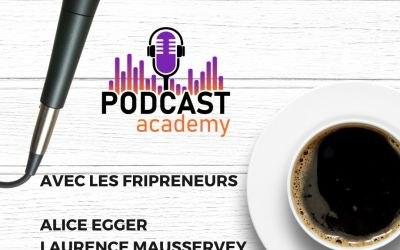 #32 CoffeeCast avec les FRiPreneurs