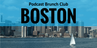 Boston chapter of Podcast Brunch Club