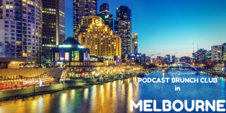 Melbourne chapter of Podcast Brunch Club