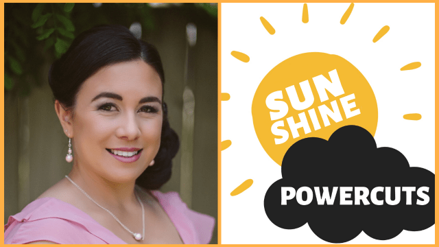 PBC Member Spotlight: Heather from our Wellington, New Zealand chapter creates the Sunshine & PowerCuts podcast