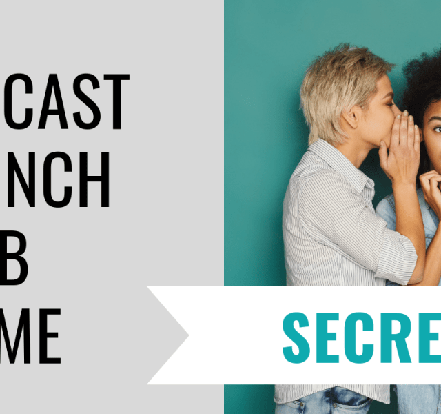 Podcast Brunch Club theme: Secrets