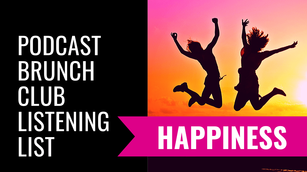Happiness: March 2020 listening list