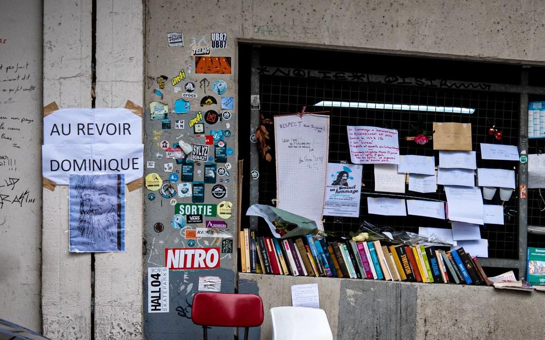 Neneuil, la rue bordelaise pleure son «libraire»