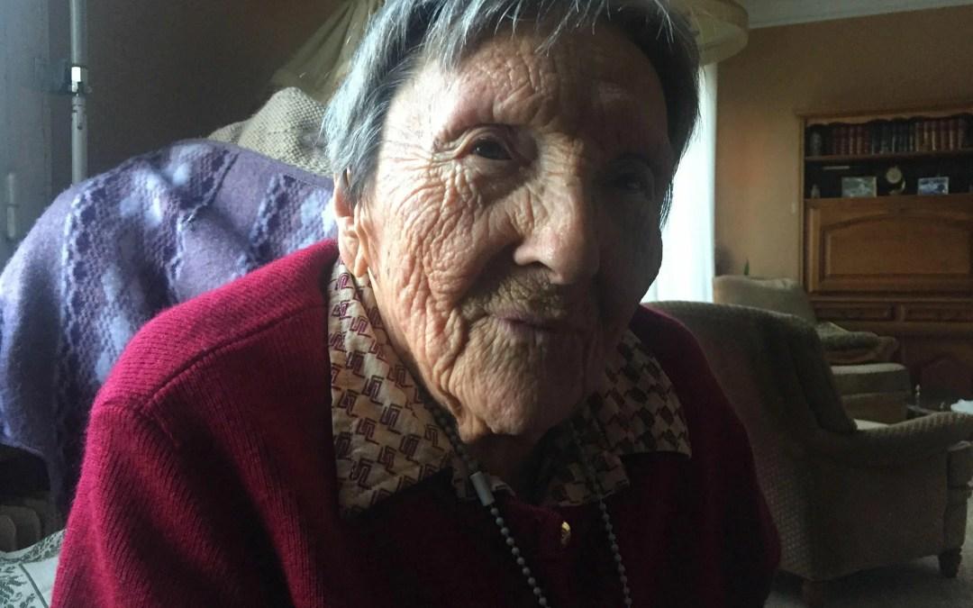 Lucienne Cerisier, un siècle presque ordinaire