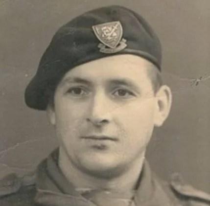 Hubert Faure, mort du dernier officier du « commando Kieffer »