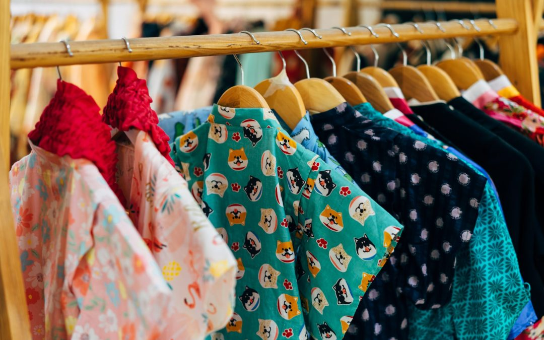 Vague de vêtements upcyclés au Pays basque
