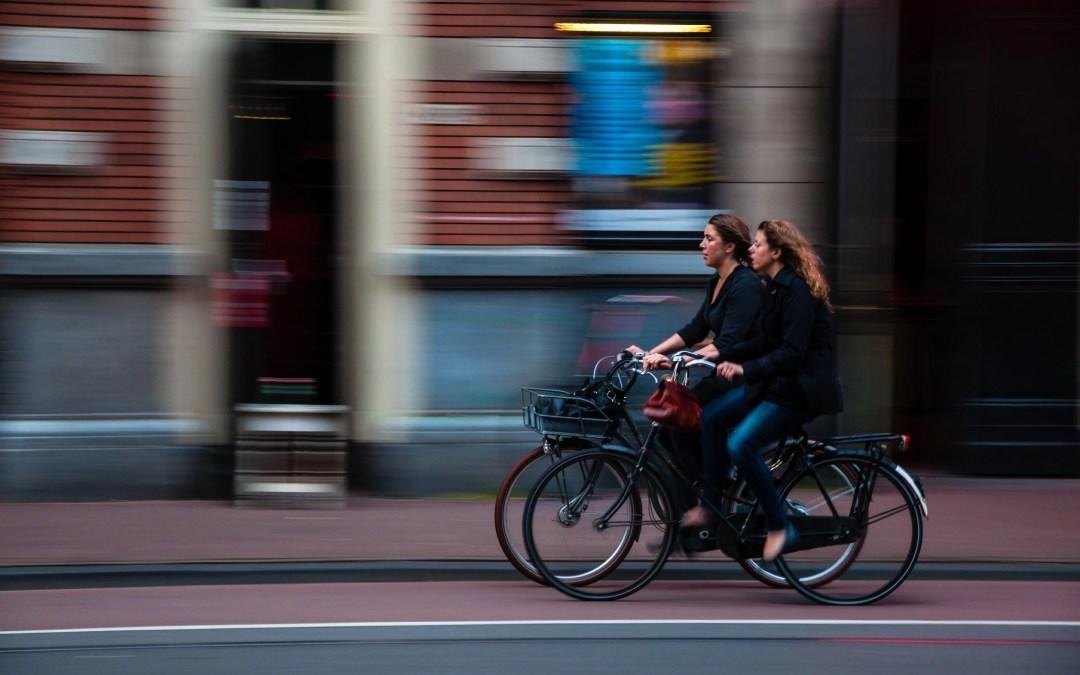 Bus, vélo ou voiture : à Bordeaux, que le meilleur gagne