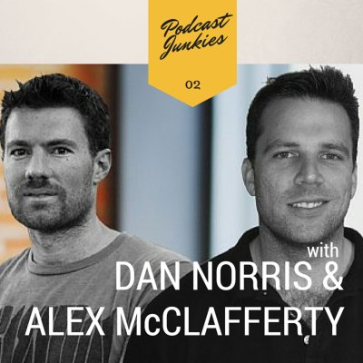 002 Dan Norris and Alex McClafferty | This Is What Keeps Us Up At Night