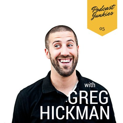 005 Greg Hickman | Find Your Hardcore Fans Because You Can