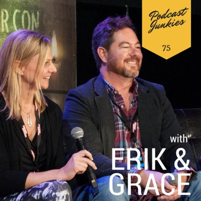 075 Erik and Grace | Capturing the Passion from Listeners