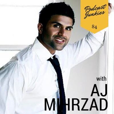 PJ084 AJ Mihrzad | Stepping Out of His Introverted Shell