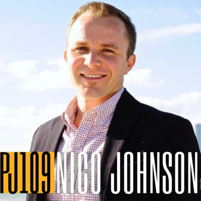 109 Nico Johnson   The Struggles of Getting Your Podcast off the Ground