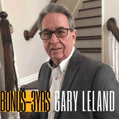 Celebrating 3 Years – A Conversation with Gary Leland