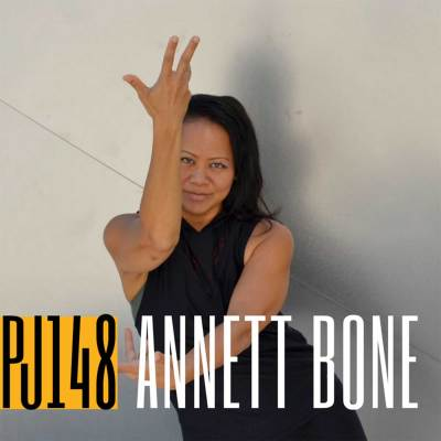 148 Annett Bone | Getting Comfortable with the Uncomfortable