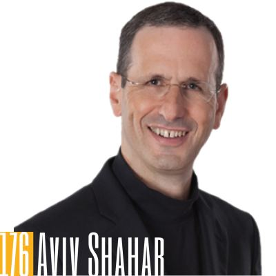 176 Aviv Shahar | Creating New Futures in Podcasting