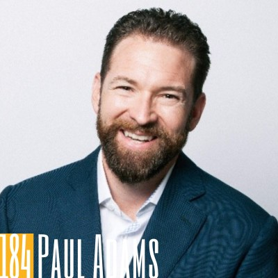 184 Paul Adams | Living Radically Within Your Means