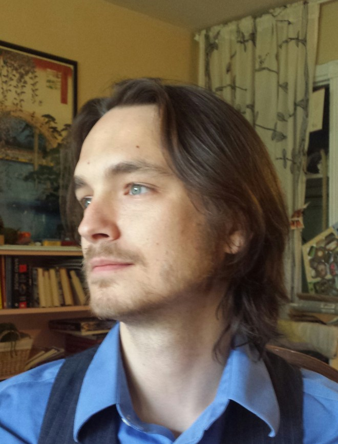 Picture of Author Charlie Allison