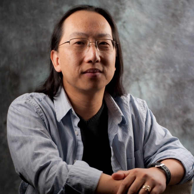 Picture of Narrator Curtis C. Chen