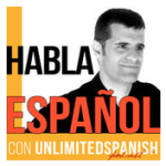 The Unlimited Spanish Podcast image