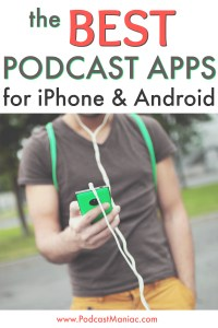 Find the best podcast apps with Podcast Maniac. Find apps for iPhone and Android, and alternatives to the Apple podcast player.