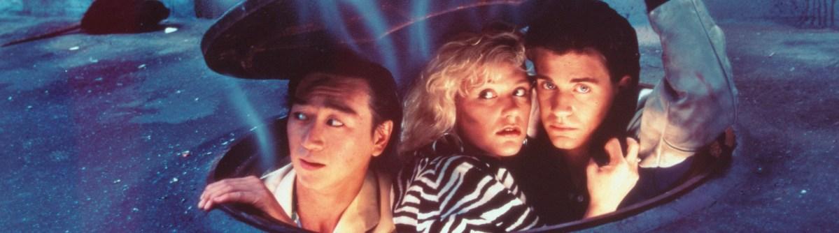 Blu-ray Review – Vamp (1986)
