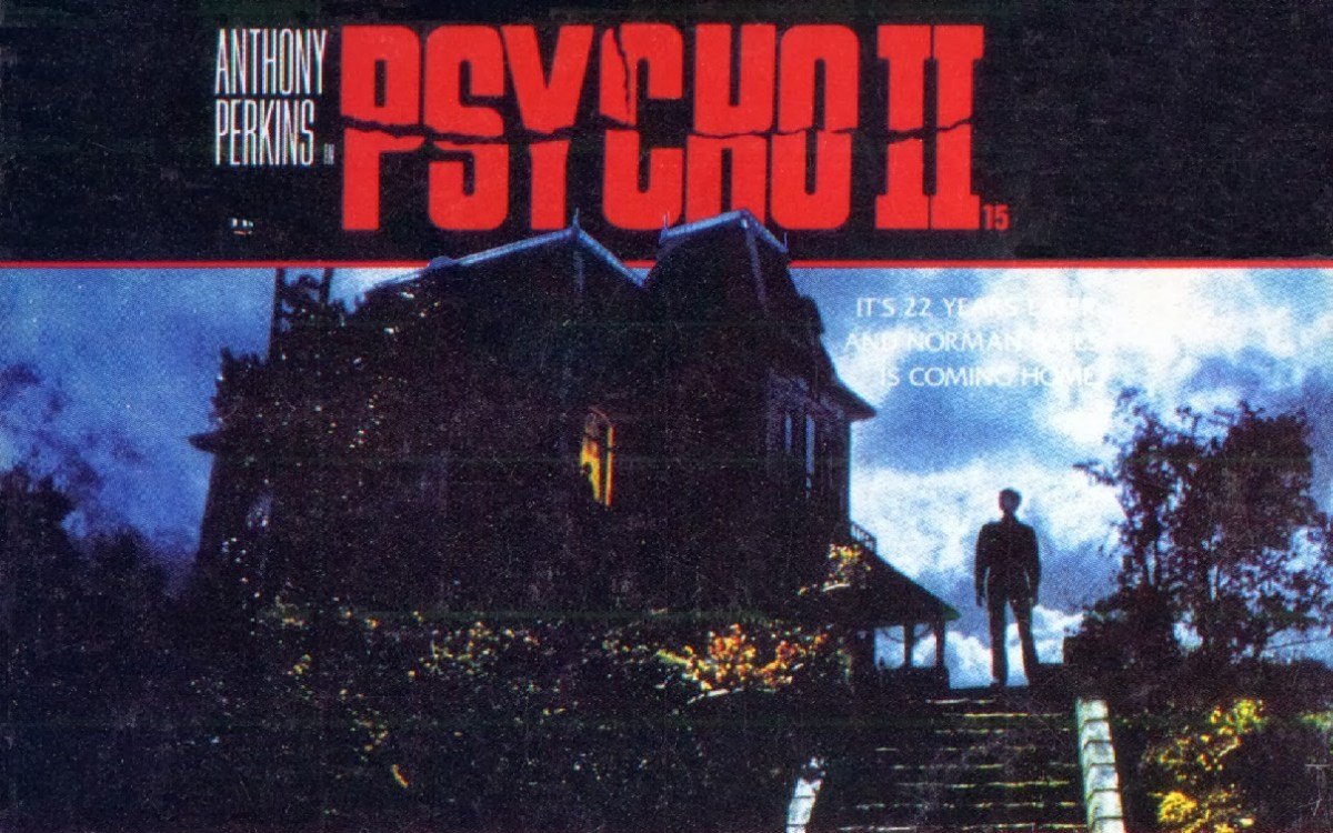 FAS203 – SLASHER SEQUEL SEASON – Psycho II (1983) and Scream 4 (2011)