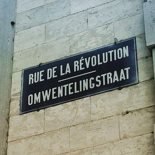 Rue De La Révolution