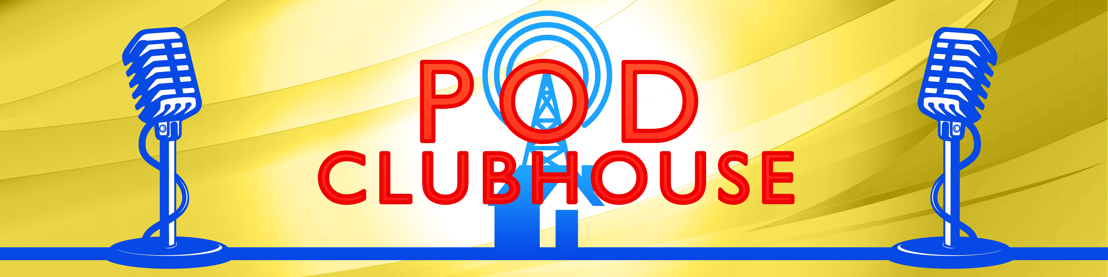 Logo for Pod Clubhouse