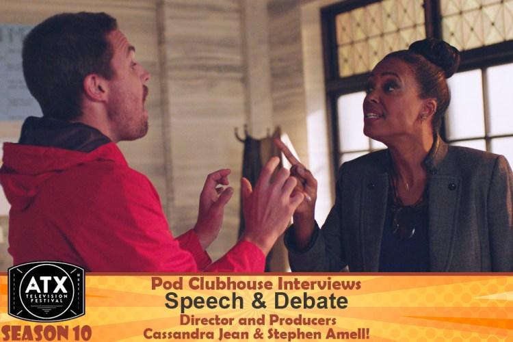 ATX Season 10 - Speech and Debate interview