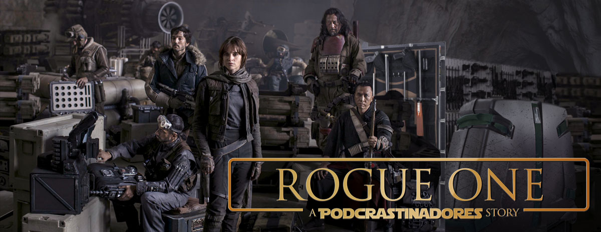 Lista de Podcast sobre Rogue One: Uma História Star Wars