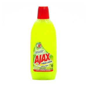 Limpador para Uso Geral AJAX Concentrado Fresh Lemon 500ml