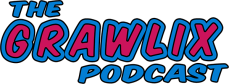 Grawlix Podcast Text Logo