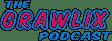 Grawlix Podcast Text Logo