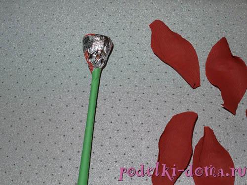 Cvety iz konfet2.