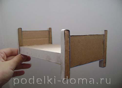 kukolny-domik4 Чего сделать кукольный дом. Кукольный домик своими руками: инструкции и советы по созданию. Чтобы сделать детский домик своими руками, нужно