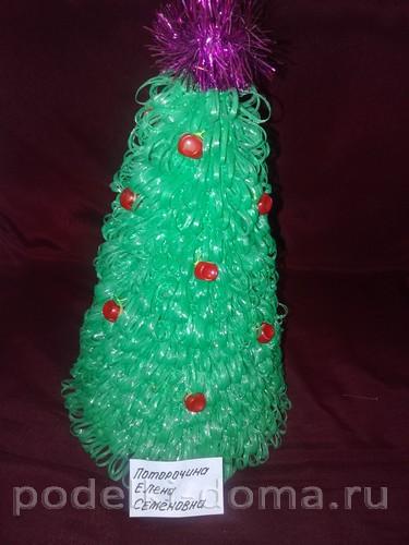 Χριστουγεννιάτικο δέντρο πλέξιμο βελονάκι
