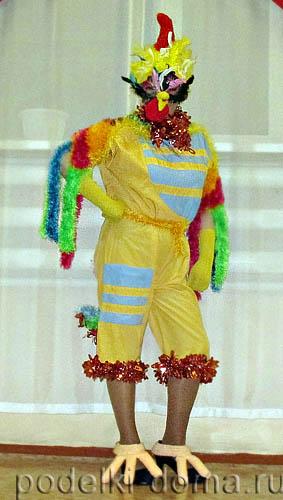 костюм петушок10