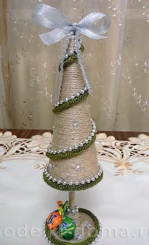 Cones3 de árvore de Natal