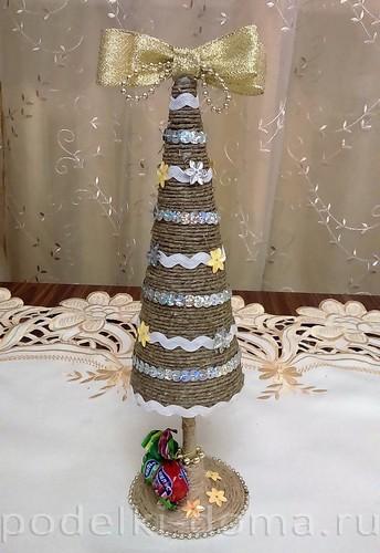 Рождестволық ағаш конустары5