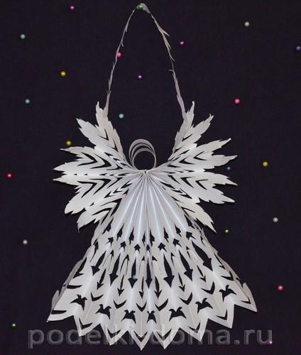 бумажный ангел 21