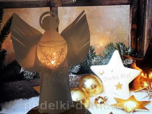 Рождествоға арналған періште өз қолымен - періштесін қалай жасауға болады (үздік 20 шеберлік сабағы)