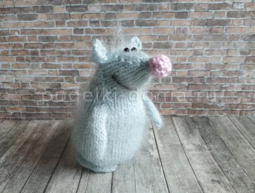 Πλεκτά ποντίκια - 2020