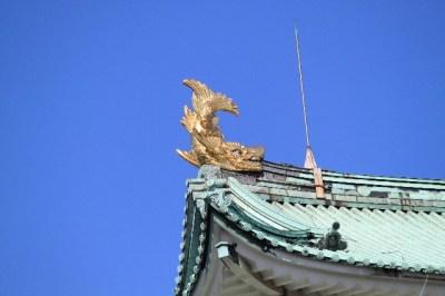 名古屋のシャチホコ