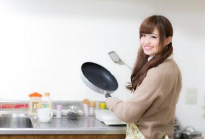 お弁当作り