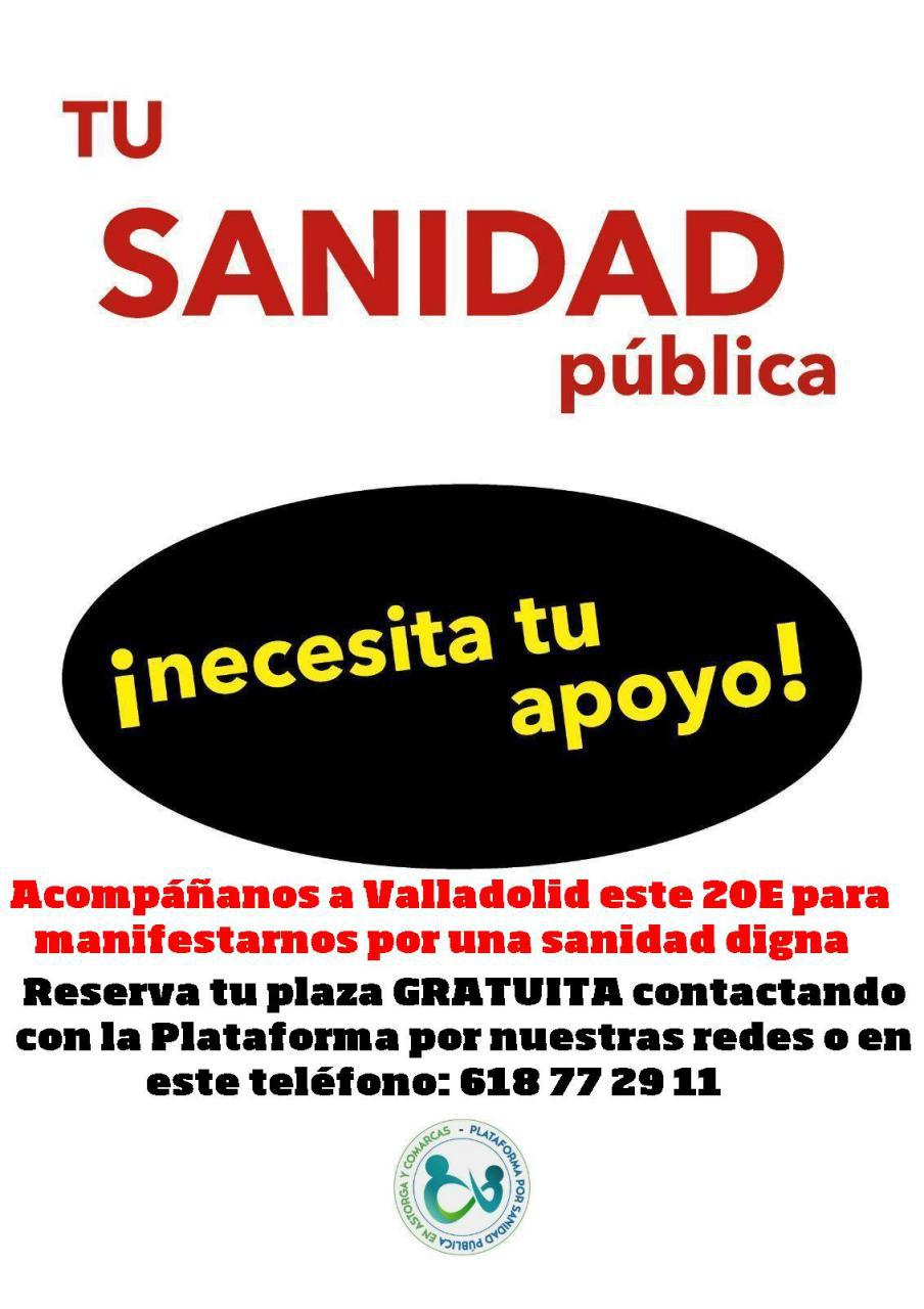 Plataforma-Sanidad-Valladolid-20E