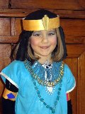 Carnevale last minute: Costume da Principessa Egiziana fai-da-te