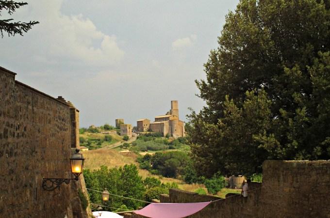Tuscania e la Festa della Lavanda