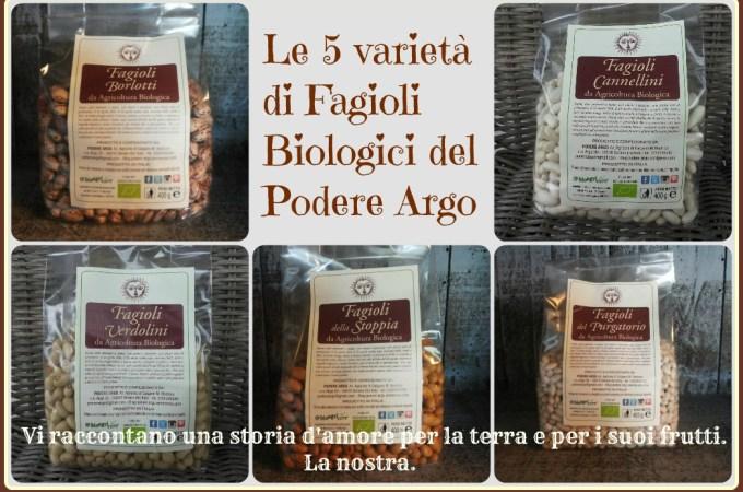 I Fagioli Biologici del Podere Argo